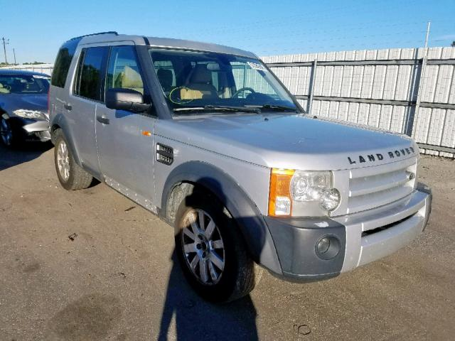 Salvage 2005 Land Rover LR3 for sale