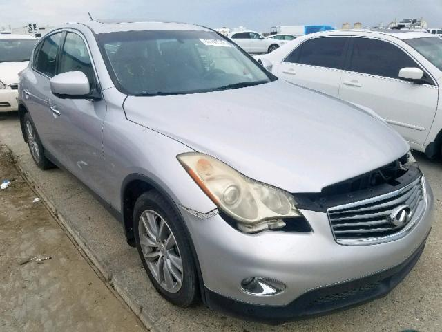 click here to view 2010 INFINITI EX35 BASE at IBIDSAFELY