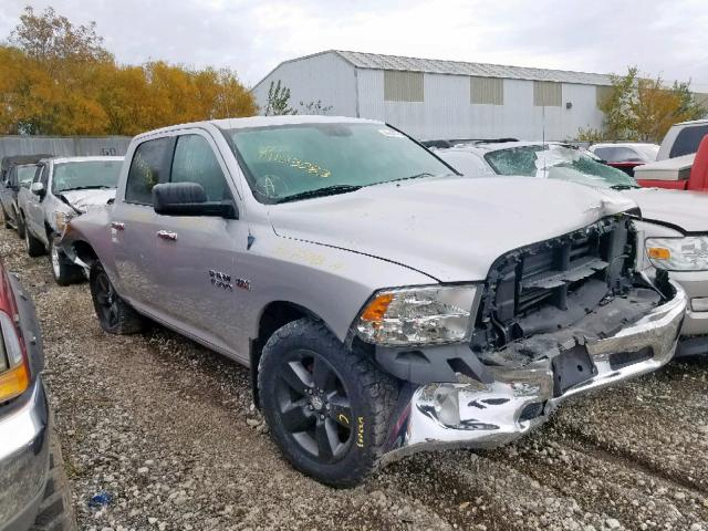Salvage 2014 Dodge RAM 1500 SLT for sale