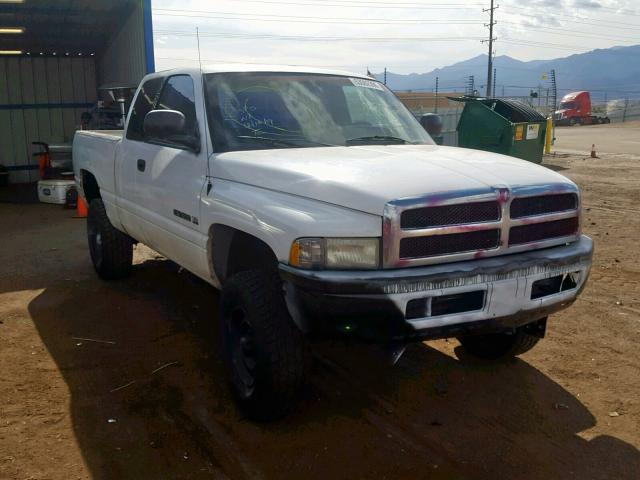 Dodge RAM 1500 salvage cars for sale: 1999 Dodge RAM 1500
