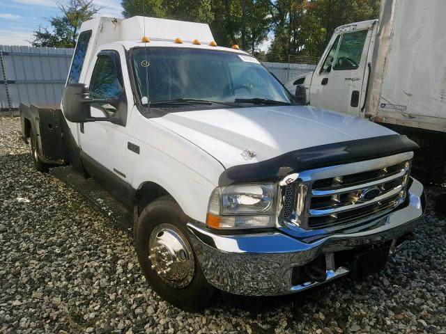 2002 Ford F350 >> 2002 Ford F350 Super 7 3l 8 For Sale In Spartanburg Sc Lot 53738589