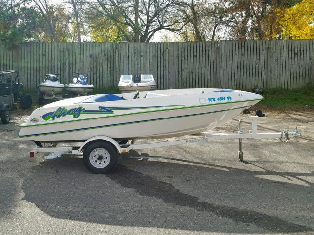 1996 Four Boat