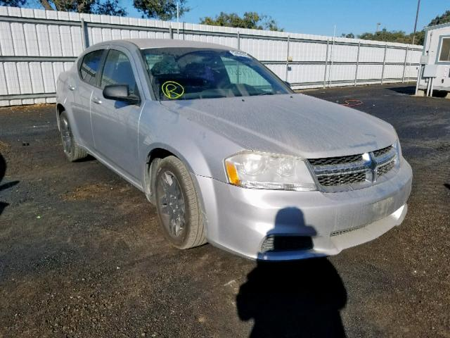 click here to view 2012 DODGE AVENGER SE at IBIDSAFELY