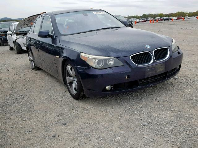 2006 Bmw 525 I 3.0L