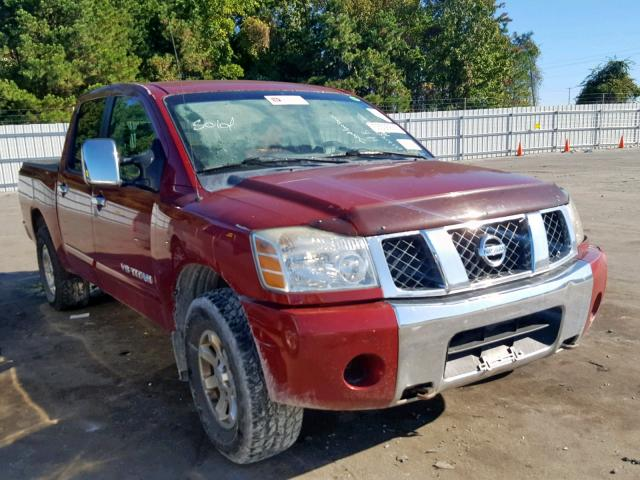 2005 Nissan Titan XE for sale in Dunn, NC