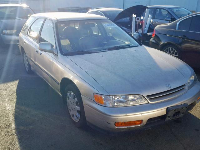 1995 Honda Accord Lx 2.2L