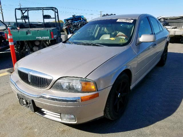 2002 LINCOLN  LS SERIES
