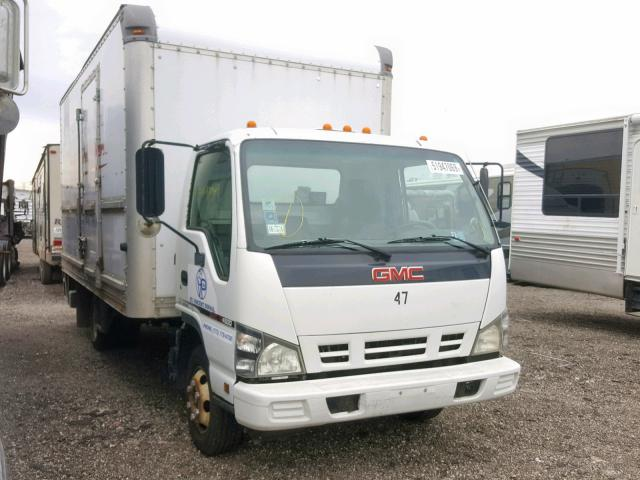 GMC W4500 W450 salvage cars for sale: 2006 GMC W4500 W450