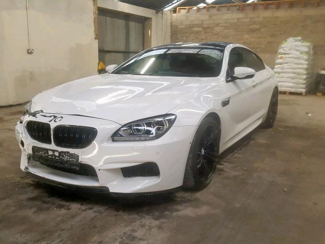 BMW M6 GRAN CO - 2014 rok