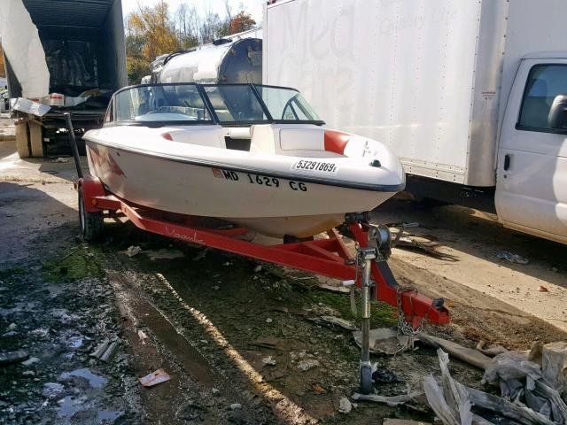 Other Boat salvage cars for sale: 1997 Other Boat