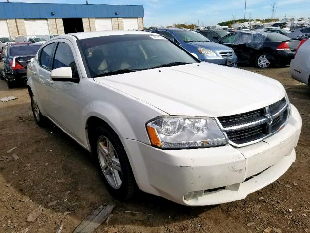 2010 DODGE AVENGER R/ - Other View Lot 26563160.