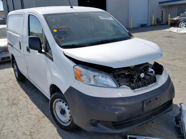 Nissan NV200 2.5S salvage cars for sale: 2018 Nissan NV200 2.5S