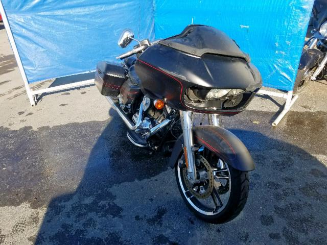Harley-Davidson Fltrxs ROA salvage cars for sale: 2015 Harley-Davidson Fltrxs ROA