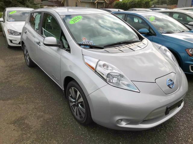 click here to view 2016 NISSAN LEAF SV at IBIDSAFELY