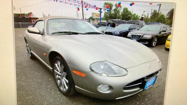 click here to view 2006 JAGUAR XK8 at IBIDSAFELY