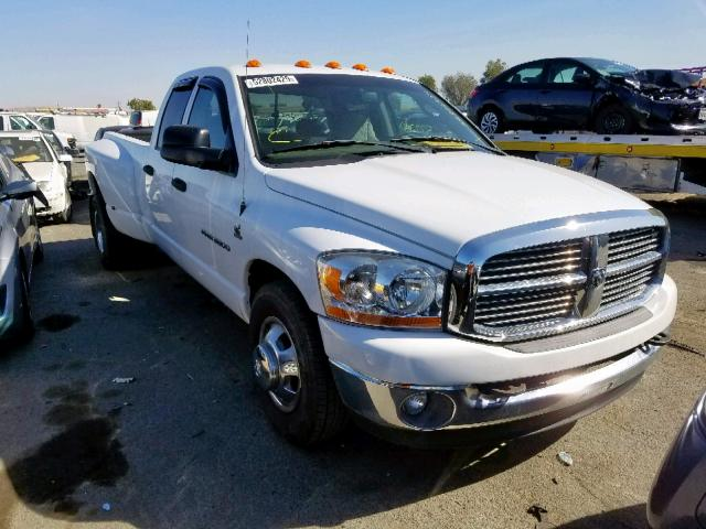 click here to view 2006 DODGE RAM 3500 S at IBIDSAFELY
