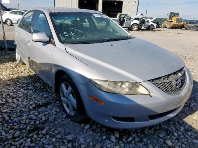 Mazda salvage cars for sale: 2003 Mazda 6 I