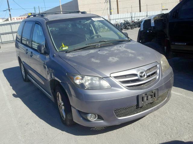 2005 Mazda Mpv 3.0L