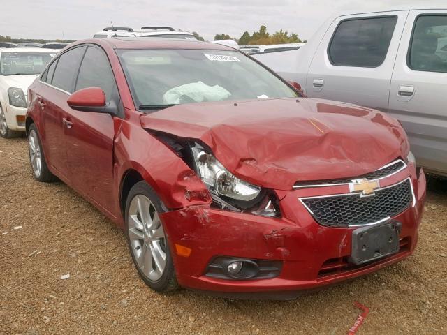 2014 Chevrolet Cruze LTZ for sale in Bridgeton, MO