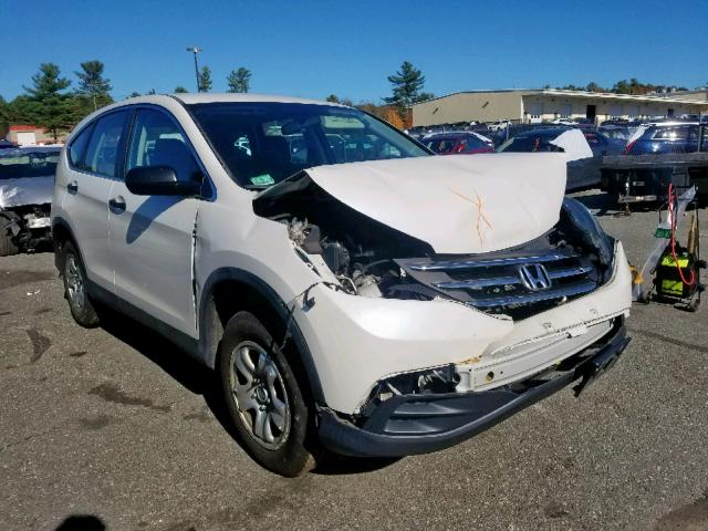 Salvage 2014 HONDA CR-V LX - Small image. Lot 53399419