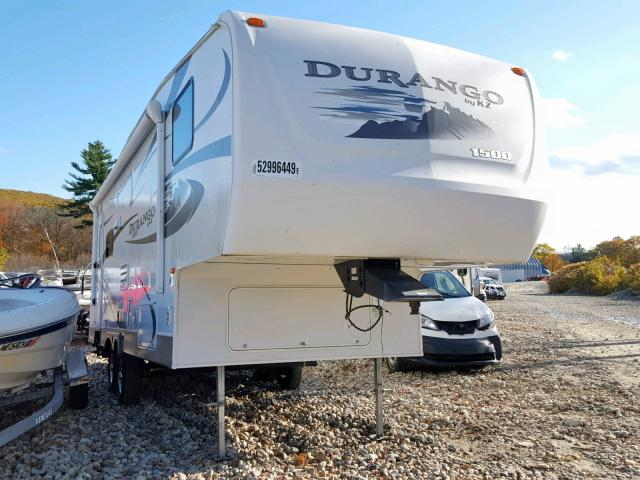 click here to view 2011 KZRV DURANGO at IBIDSAFELY