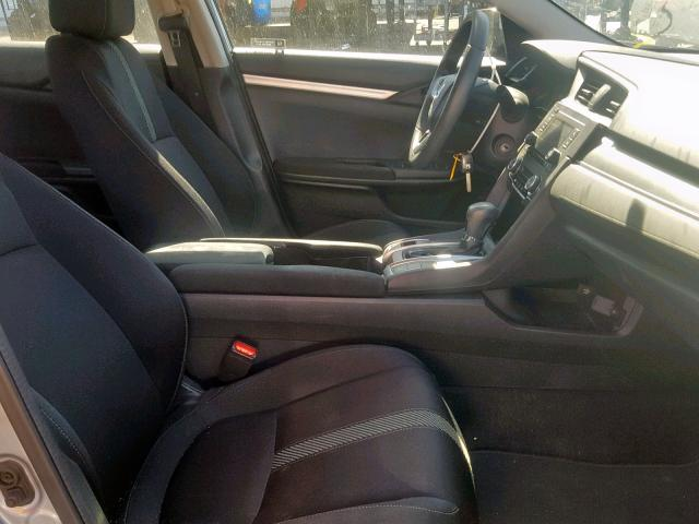 2017 Honda Civic Lx 2 0l 4 For Sale In Van Nuys Ca Lot 53214819