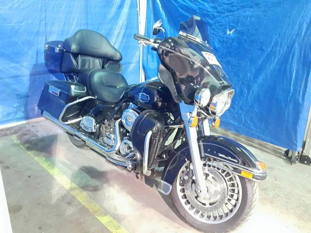 Salvage 2012 Harley-Davidson FLHTCU ULT for sale