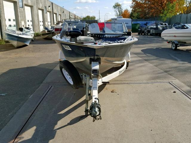 1988 Bluf Boat Right View