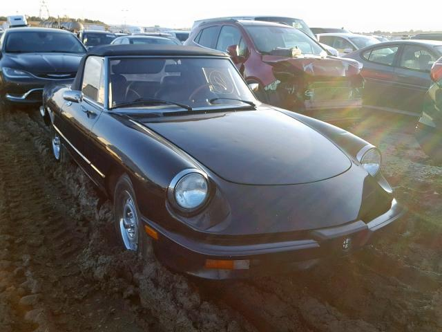 click here to view 1985 ALFA ROMEO VELOCE 200 at IBIDSAFELY
