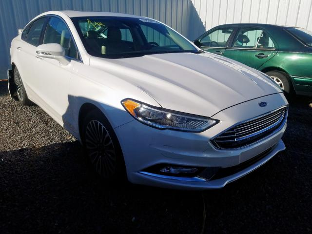2017 Ford Fusion SE for sale in Mocksville, NC