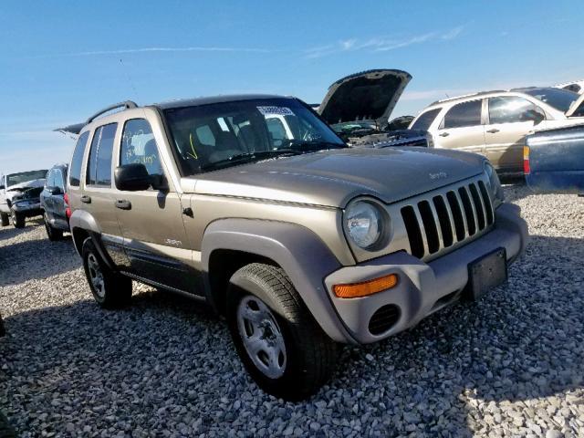 2004 Jeep Liberty Sp 3.7L