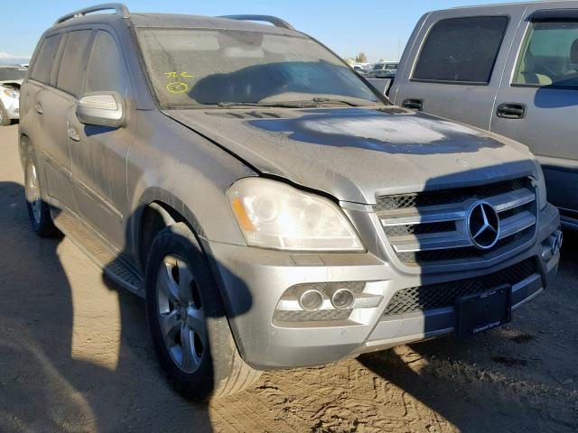 Mercedes-Benz GL 450 4matic salvage cars for sale: 2010 Mercedes-Benz GL 450 4matic
