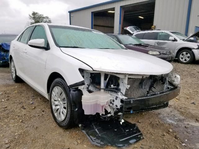 Salvage cars for sale from Copart Sikeston, MO: 2012 Toyota Camry Base
