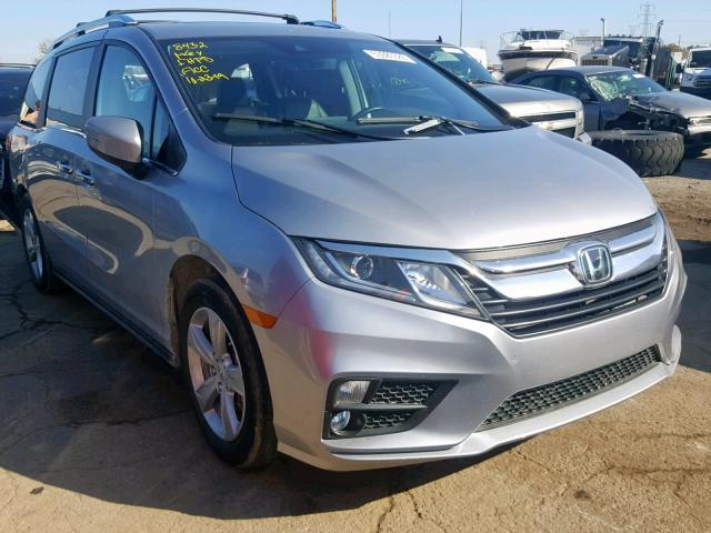 2018 Honda Odyssey EX for sale in Woodhaven, MI
