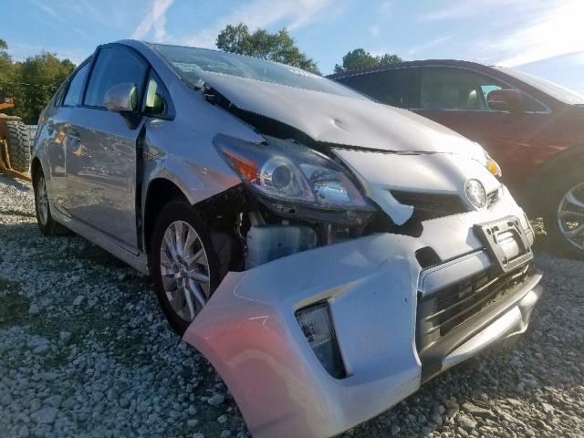 Salvage 2013 Toyota PRIUS PLUG for sale