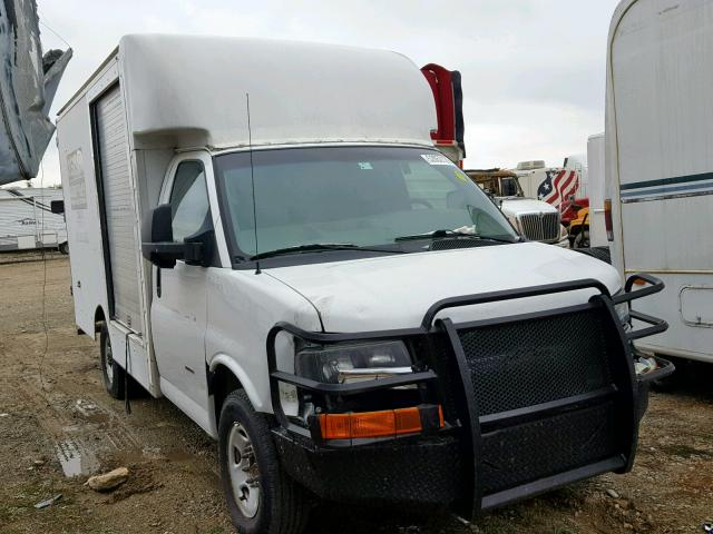 Chevrolet Express G3 salvage cars for sale: 2014 Chevrolet Express G3