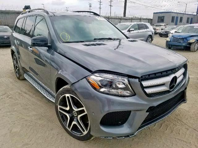 click here to view 2018 MERCEDES-BENZ GLS 550 4M at IBIDSAFELY