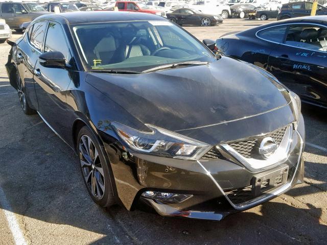 2016 Nissan Maxima 3.5 3.5L