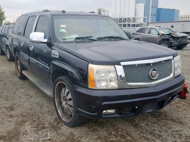 2005 Cadillac Escalade E en venta en Chicago Heights, IL
