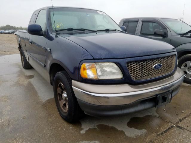 2003 Ford F150 en venta en Grand Prairie, TX