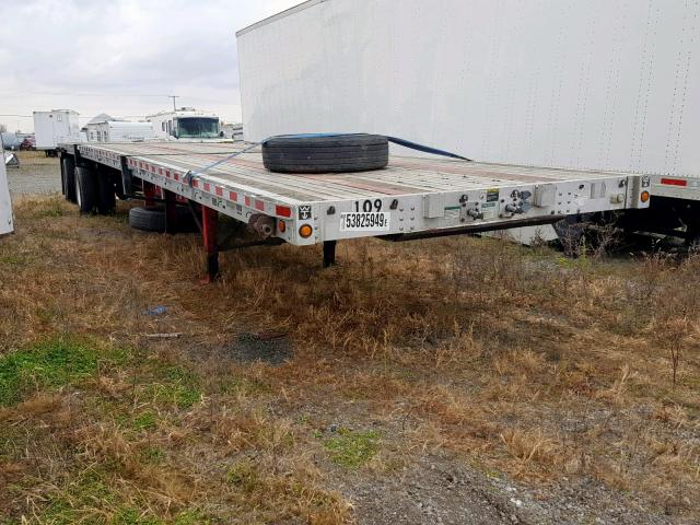 Wilson salvage cars for sale: 2006 Wilson Flatbedtrl