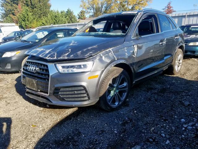2018 Audi Q3   Vin: WA1JCCFS6JR017799