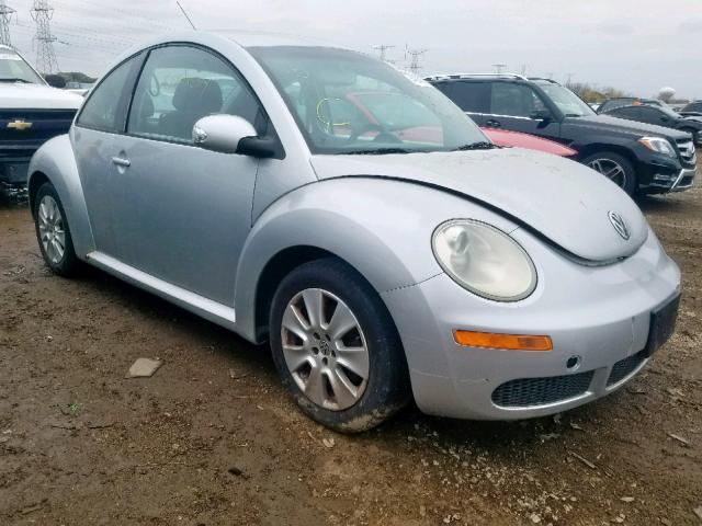2008 Volkswagen New Beetle 2.5L
