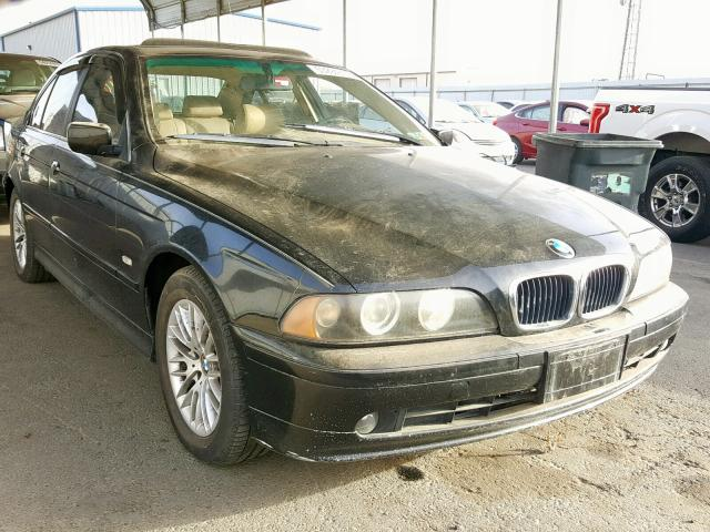 Salvage 2003 BMW 530 I AUTOMATIC for sale