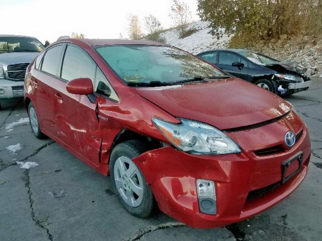 2011 Toyota Prius 1.8L