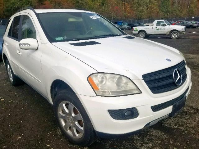 2006 Mercedes-Benz Ml 350 3.5L