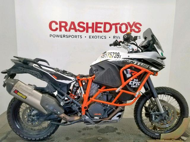 click here to view 2015 KTM 1190 ADVEN at IBIDSAFELY