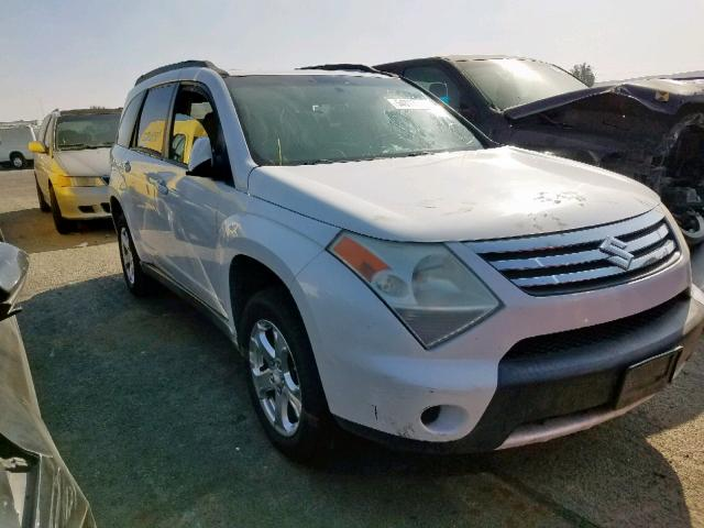 click here to view 2008 SUZUKI XL7 LUXURY at IBIDSAFELY