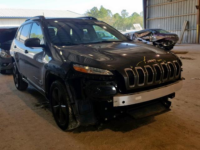 2016 Jeep Cherokee L 2.4L