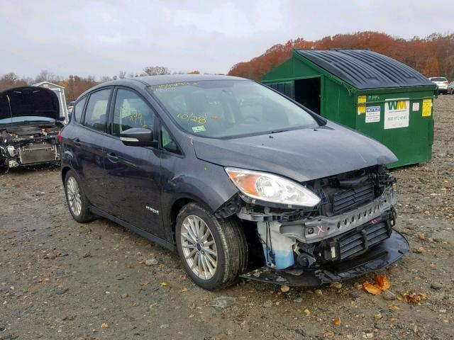 Salvage 2015 Ford C-MAX SE for sale